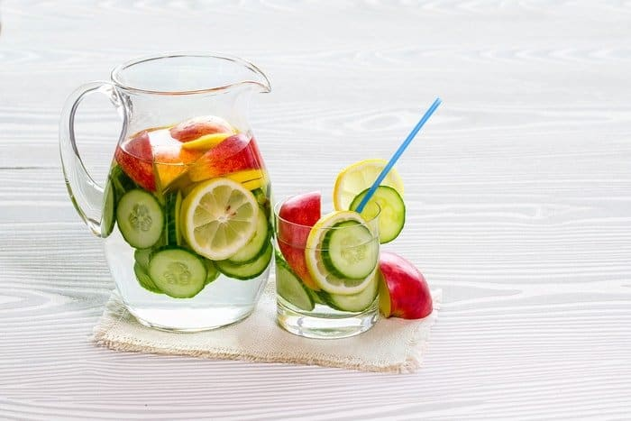 Here's How to Store Cucumbers from the Garden Properly and Keep Them Fresh All WeekConvert Them to a Detox Drink