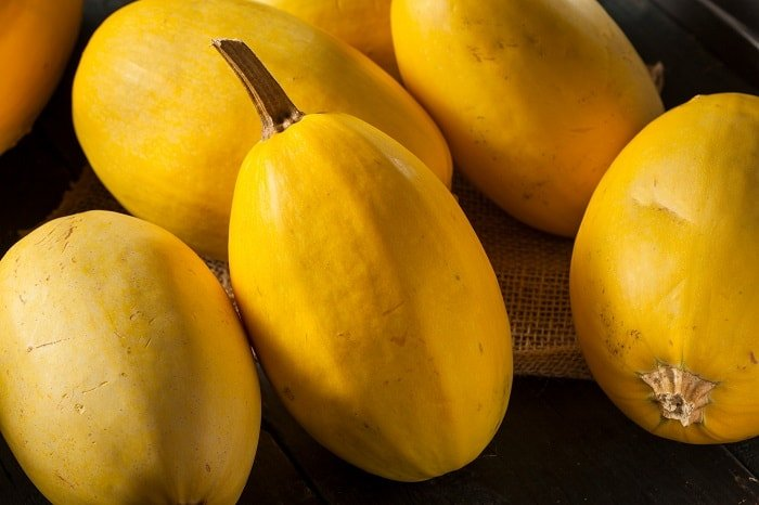When to Harvest Spaghetti Squash: Watch for Color Change