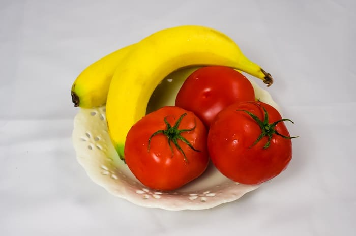 Tomatoes and Bananas?