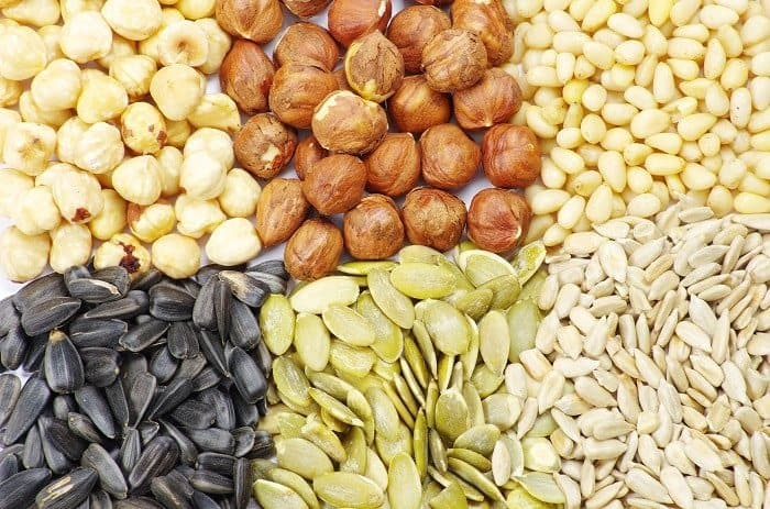 Misconceptions about Nuts and Seeds