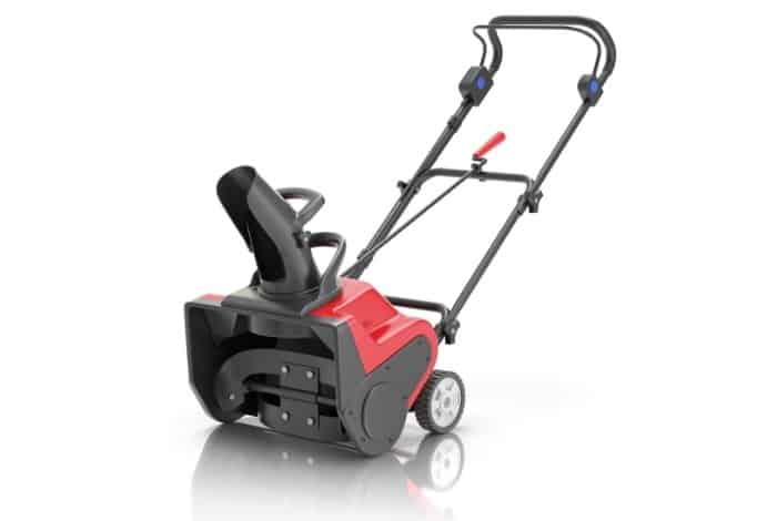 Types of Electric Snow Blowers