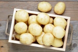 How To Store Potatoes From The Garden