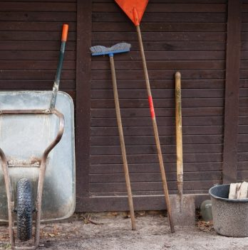 How To Store A Wheelbarrow - A Simple Guide
