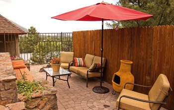How To Keep Patio Umbrella From Spinning