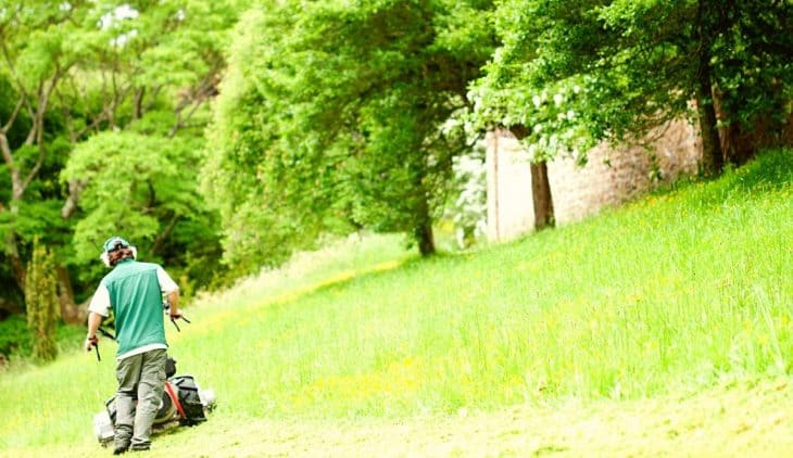 How to Mow a Steep Hillside - A Complete Guide